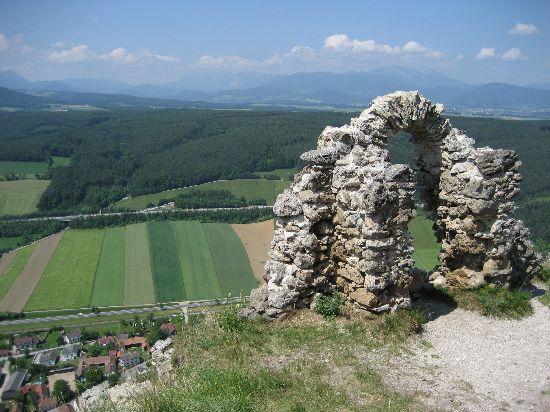 Klettersteig Türkensturz : Naturpark türkensturz
