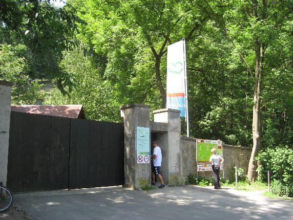 Lainzer Tiergarten Karte Tor Lainzer Tiergarten